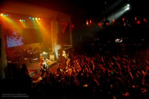 Soilwork Attacking Malaysia by furaworld