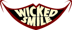 Wicked Smile logo by BeckHop