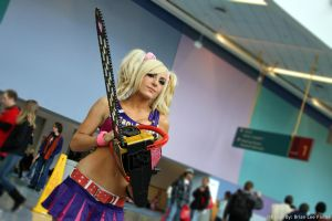 Lollipop Chainsaw Juliet Starling (WonderCon 2012) by BrianFloresPhoto