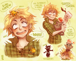 Tweek Tweaks Pokemon