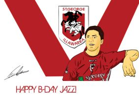 Jamie Soward - Bday Present by ShadnicFusion