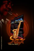 Sax Party by M-AlJabarty