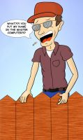 Dale Gribble by MrPants3000