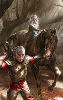 The Witcher by RedreevGeorge