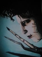 Edward Scissorhands by xandir1lover