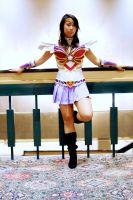 Sailor Saturn Fan Fare 2014 by Lightning--Baron