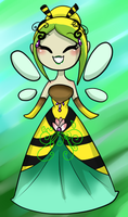 Royal Little Lillybee by TheLittlehoneybee