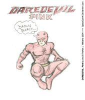 DAREDEVIL: PINK by spacecow4