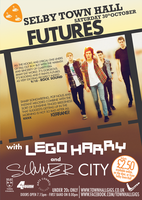 Futures at Selby Town Hall by boomerangmouth