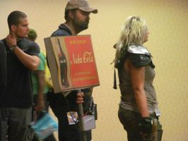 A-Kon '14 - Fallout 3 by TexConChaser