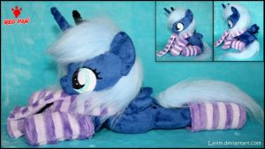 My Little Pony - Princess Luna - Plush by Lavim