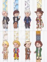 Con Bookmarks: Batch 1 by KalaSathinee