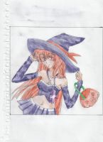 Anime Witch by Inventor757