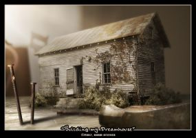 Building my Dreamhouse by fervalosious