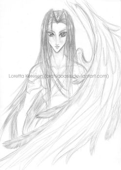Sephiroth by orchidoasis