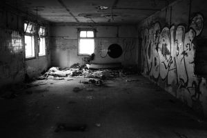 Abandoned place by Petko
