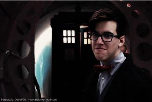 Doctor Who by Osendor