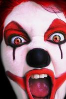 Coulrophobia I by Abi-Rose-Official