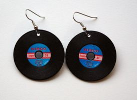.:Disco Earrings:. by Camaryn