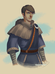 Martin Septim by TwoToneFools