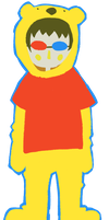 Sollux the Pooh by squish-squash