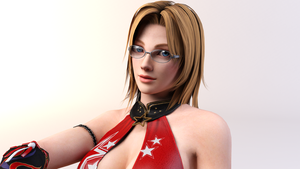 3DS Max - Tina Render by SilverMoonCrystal