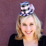 Tiny Top Hat: Pink and Plaid Cutie 2 by TinyTopHats