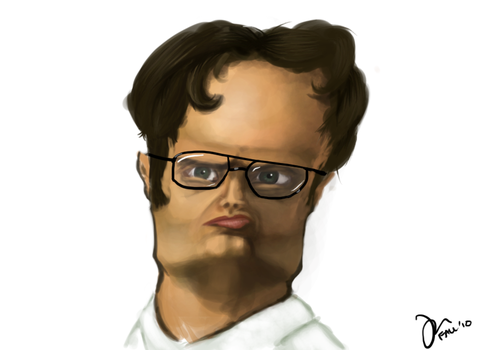 They Call Me Dwight by JulioNicoletti