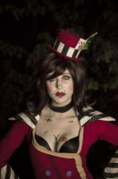 Mad Moxxi by Codex-Cosplay