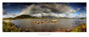 Rannoch Moor Rework by mortimea