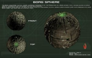 Borg Sphere ortho [New] by unusualsuspex
