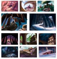 Environment thumbnails by skybrush