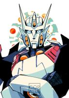 MTMTE: Me as Drift by c0ralus