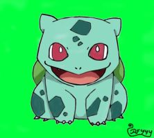 Bulbasaur by pokefan444