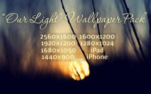 Our Light Wallpaper Pack by solefield
