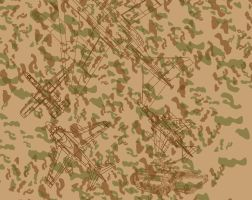 military camouflage by DIGITALWIDERESOURCE