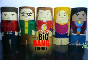The Big Bang Theory by sarcasticlullaby