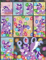 Balloon Party Poof by white-tigress-12158
