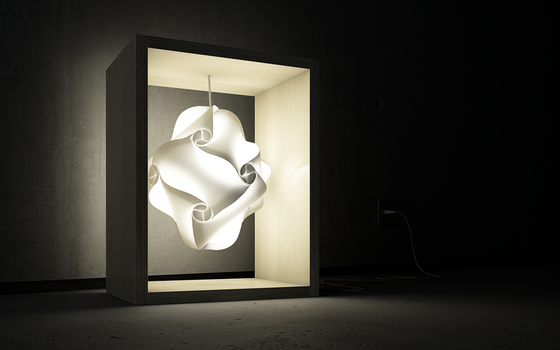 IQ Light in 3D by Geckly