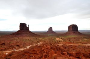 Monument Valley by Zavitala