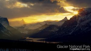 Glacier Park - Saint Mary by mattgorecki