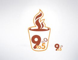 9to5 logo by waelswid