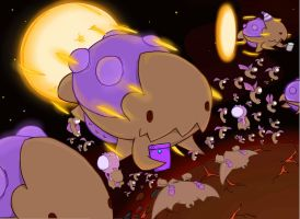 Carbot StarCrafts The Elite Troops : Kilysa brood by CountryGump