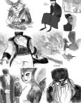 RotG Sketchdump by rollingstarr