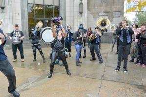 2014 Honk Festival, Chaotic Noise 24 by Miss-Tbones