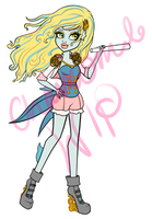 Lagoona WIP by ChamomileCatastrophe