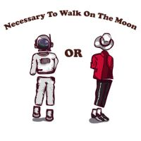 Moonwalkers - Design for T-shirt by cesinhalima