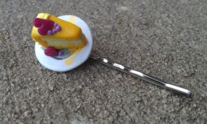 Sweet Heat Lemon Cake Bobby Pin by Gynecology