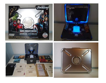 Marvel Phase One Unboxed by DerpyCollector