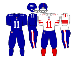 NY Giants blue pants Concept by Chenglor55